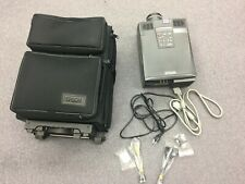 Epson ELP-5000 PowerLite 5000 Projector w/ Power Cord Carrying Case TESTED