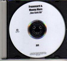 (DO925) Frauenarzt & Manny Marc, Das Geht Ab - DJ DVD