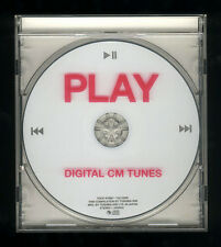 JAPAN:PLAY - Digital CM Tunes CD-Duran Duran,David Bowie,The Vines,Gorillaz,rare