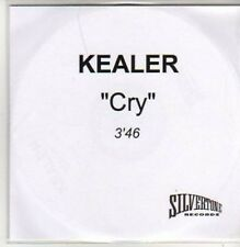 (AD168) Kealer, Cry - DJ CD