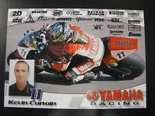 Yamaha Motor Germany Team World SSP 2004 #11 Kevin Curtain (AUS)