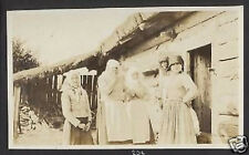 UKRAINE RUSSIA KIEV SEPT 1917 AMERICAN REAL PHOTO b.