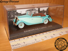 SALMSON S4E CABRIO 1938 1:43 MINT WITH BOX ART!!!