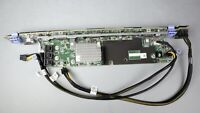 DELL POWEREDGE R640 10 bay HDD backplane Y0DFT 91P78 CFKJ5 w/cables