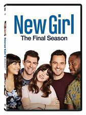 NEW GIRL  : COMPLETE FINAL SEASON 7  DVD - UK Compatible - sealed