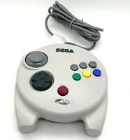 Sega Saturn 3D Analogue Pad  White Japan Version Excellent