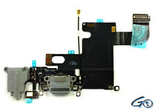iPhone 6 Dock Connector Charging Port Assembly + Adhesive Replacement Part Black