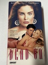 Dead On (VHS, 1994, Unrated)