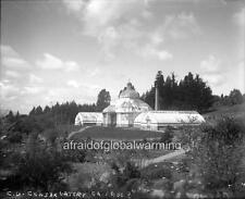 "Photo 1899-01 Univ Calif Berkeley ""Conservatory"""