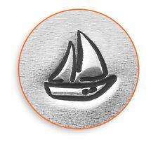 SAILBOAT ImpressArt 6mm Metal Stamp