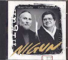 MONI OVADIA CARLO BOCCADORO - Nigun - CD 1996 COME NUOVO