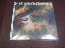 PINK FLOYD SAUCERFUL OF SECRETS LIMITED JAPAN ORIGINAL 2001 Replica LP in a CD
