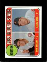 1969 TOPPS #499 DON BRYANT/STEVE SHEA NMMT RC ROOKIE ASTROS ASTROS ROOK *XR12479