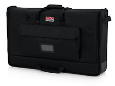 Gator Cases Padded Nylon Carry Tote Bag for Transporting LCD Screens, Monitors -