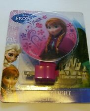 Frozen's Anna  Night Light Disney New Sealed Package W/BULB