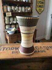 Vintage West German Dumler & Breiden Terra Tapered Vase - Dee Cee – Great!
