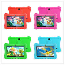 "7"" Kids Tablet PC Excelvan Q88 Android 10 8GB/16GB WIFI Dual Camera Child Gift"