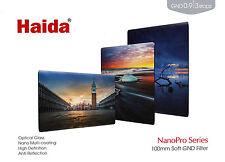 Haida NanoPro 100mm x 150mm MC Soft Grad ND 1.2 4 Stop Optical Glass Filter ND16