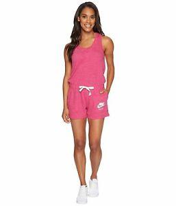 Nike Women's Sportswear Vintage Romper One Piece US Sizes