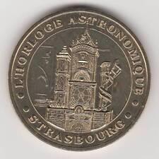 A 2004 TOKEN MEDAILLE MONNAIE DE PARIS -- 67 000 N°2 STRASBOURG L'HORLOGE