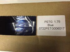 1kg Blue PETG Filament 3D Printer Filament AU Stock *NP3D*