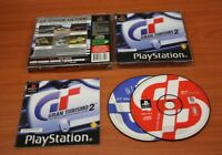 JEU SONY PS 1 GRAN TURISMO 2  complet