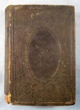 Kirchenbuch Antique Church Book 1877 Sherman & Co Philadelphia German Caxton (O)