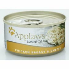 APPLAWS CAT FOOD CHICKEN & CHEESE 24 X 70G