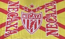 Bandera Club Necaxa Los Rayos Futbol Soccer 3' X 5' Feet/Pies Liga MX