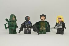 LEGO RAS AL GHUL SHADOW ARMY NINJA MINIFIGURE DC MADE OF GENUINE LEGO PARTS