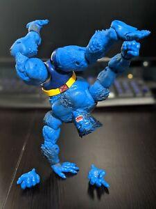 "Marvel Legends X-Men Caliban BAF Build A Figure Series 6"" Beast"