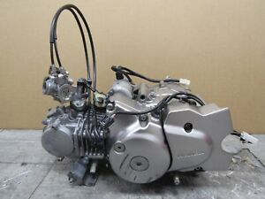 Honda Super Cub C125 A-K 2018 4,253 miles engine test run (4668)