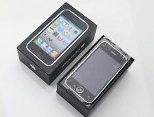 iPhone 3GS Smartphone 8GB Schwarz OVP Sammlerzustand wie NEU