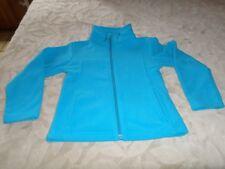 Gilet Polaire , Fille  , Bleu/Turquoise , 4 ANS , Excellent état