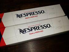 Rare Nespresso Vertuo Cafecito de Puerto Rico **Limited Release** (20 capsules)