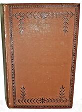 1889 An Epitome of the Synthetic Philosophy F. HOWARD COLLINS Scarce!