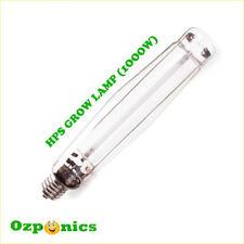 HYDROPONICS 1000W GROWLUSH HPS LAMP (High Pressure Sodium) Flowering Light