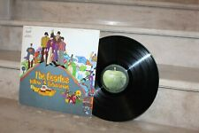 Lp The Beatles - yellow submarine (2C064-04002) FRANCE