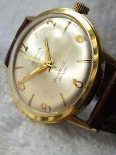 vintage Sekonda 18  jewel De Luxe Made In the USSR Watch.