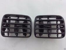 2x Aire boquilla para ventilación luftfürung frontal DELANTERO Renault Clio II