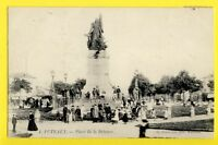 cpa Ecrite en 1906 FRANCE 92 - PUTEAUX (Hauts de Seine) Place de la Défense