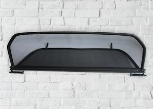 Windschott Windschutz passend für Peugeot 306, BJ 1994-2003, Schwarz