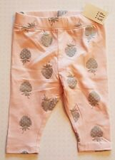 BABY GAP GIRLS LEGGINGS 6-12M
