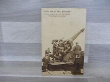 Old postcard - Military - Bon pour les boches - Canon antiaérien de la marine br