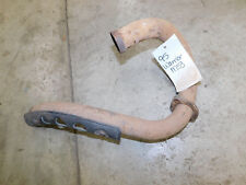 yamaha warrior raptor 350 front exhaust head pipe header manifold 97 98 02 03 04