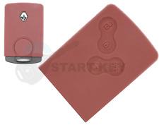 Renault Karte Schlüssel Hülle Clio 4 Scenic Zoe Captur Laguna 3 Koleos BRAUN