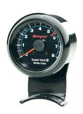 Sunpro Cp7906 Tachometer 2 58 Black