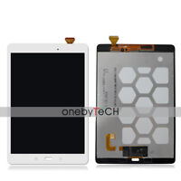 White LCD Screen Touch Display Assembly Fr Samsung Galaxy Tab A 9.7 WiFi SM-T550