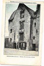 CPA  Saumur(Maine-et-Loire) - Maison dite de la reine de Sicile  (207876)