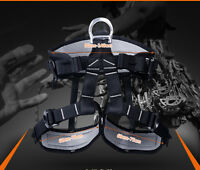 Half Body Pro Safety Belt Harness Rescue Climbing Downhill Explore Aerial Work